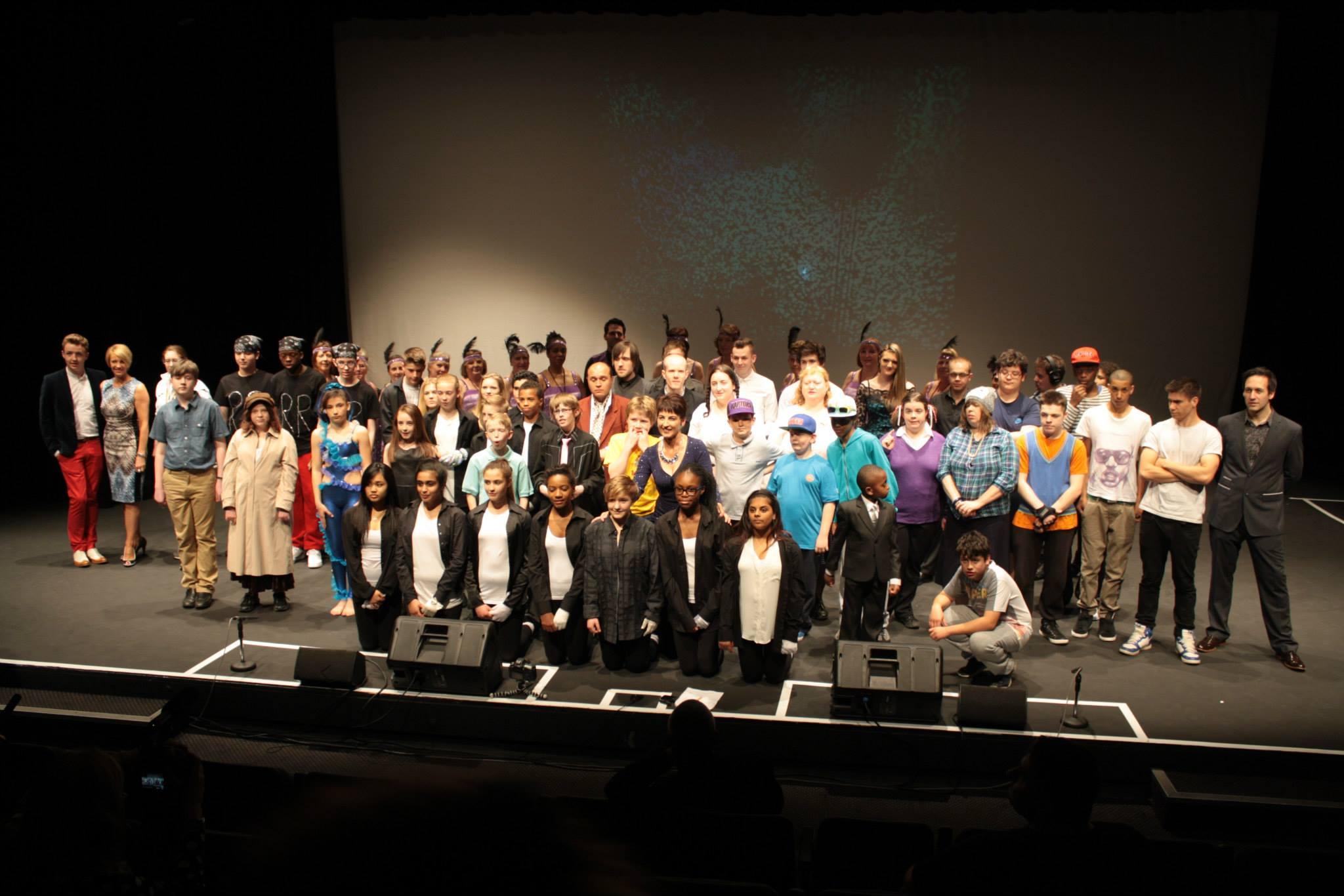 Anna Kennedy Online present 'Autism's Got Talent'