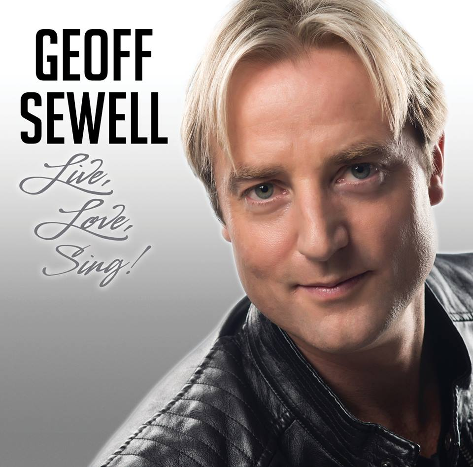 Singer Geoff Sewell spreads the news about autism and releases new song