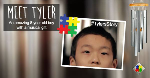 Woodstock Chimes for Autism: Tyler's Story