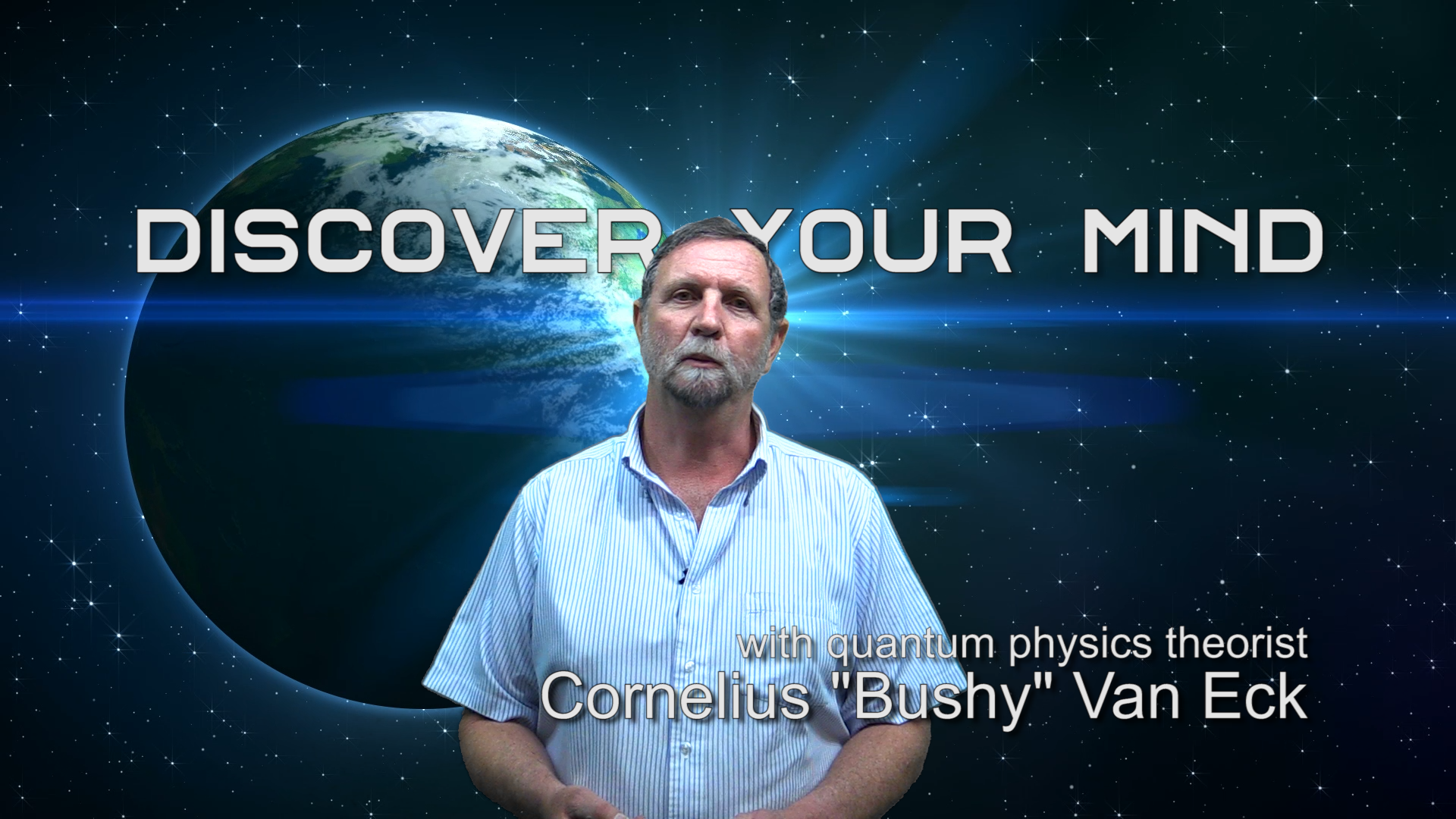 """Clayton Ulrich Nuckelt – Executive Producer of Discover Your Mind with Cornelius """"Bushy"""" Van Eck on The Autism Channel"""