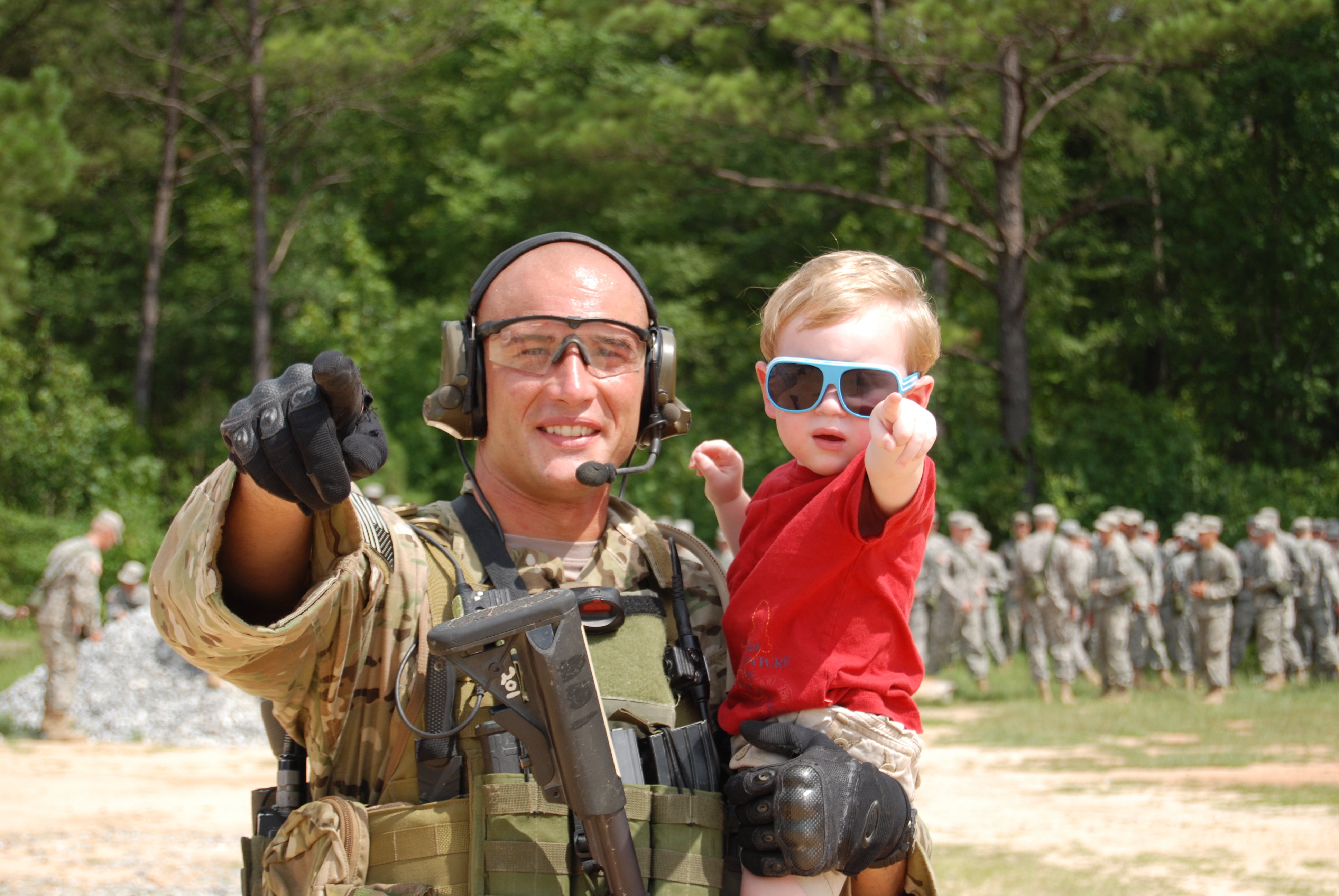 Bill Seeks to Expand Autism Coverage for Military Families