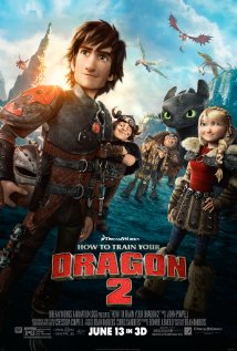 How to Train Your Dragon 2 – as good as the first movie