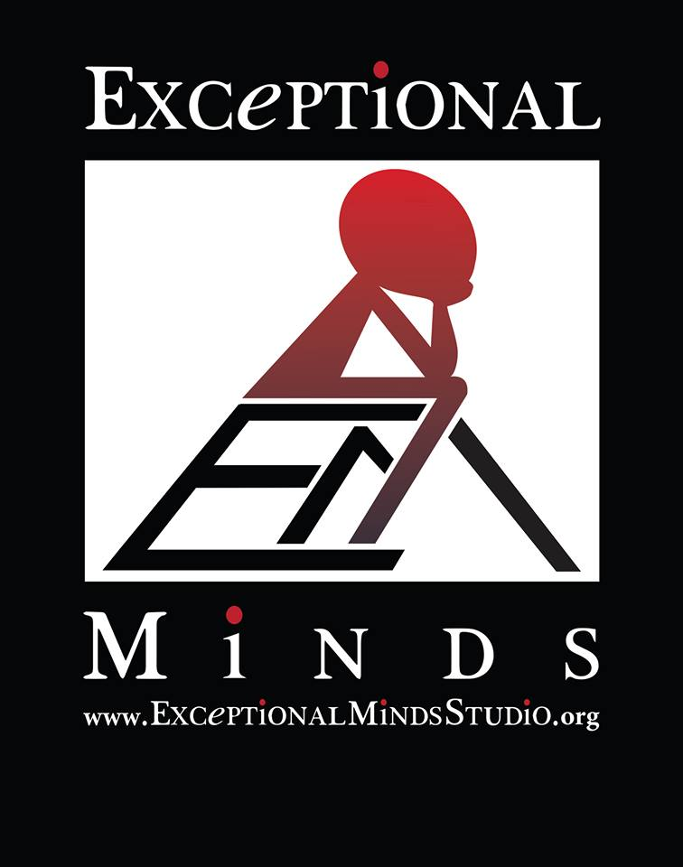 'Exceptional Minds' Students, Part of Post-Production Crew