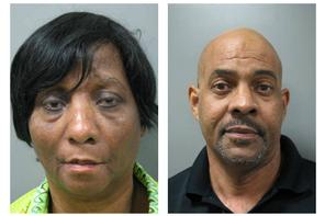 Married couple arrested for allegedly keeping twin sons, with autism, in dungeon-like enclosure in basement VIDEO