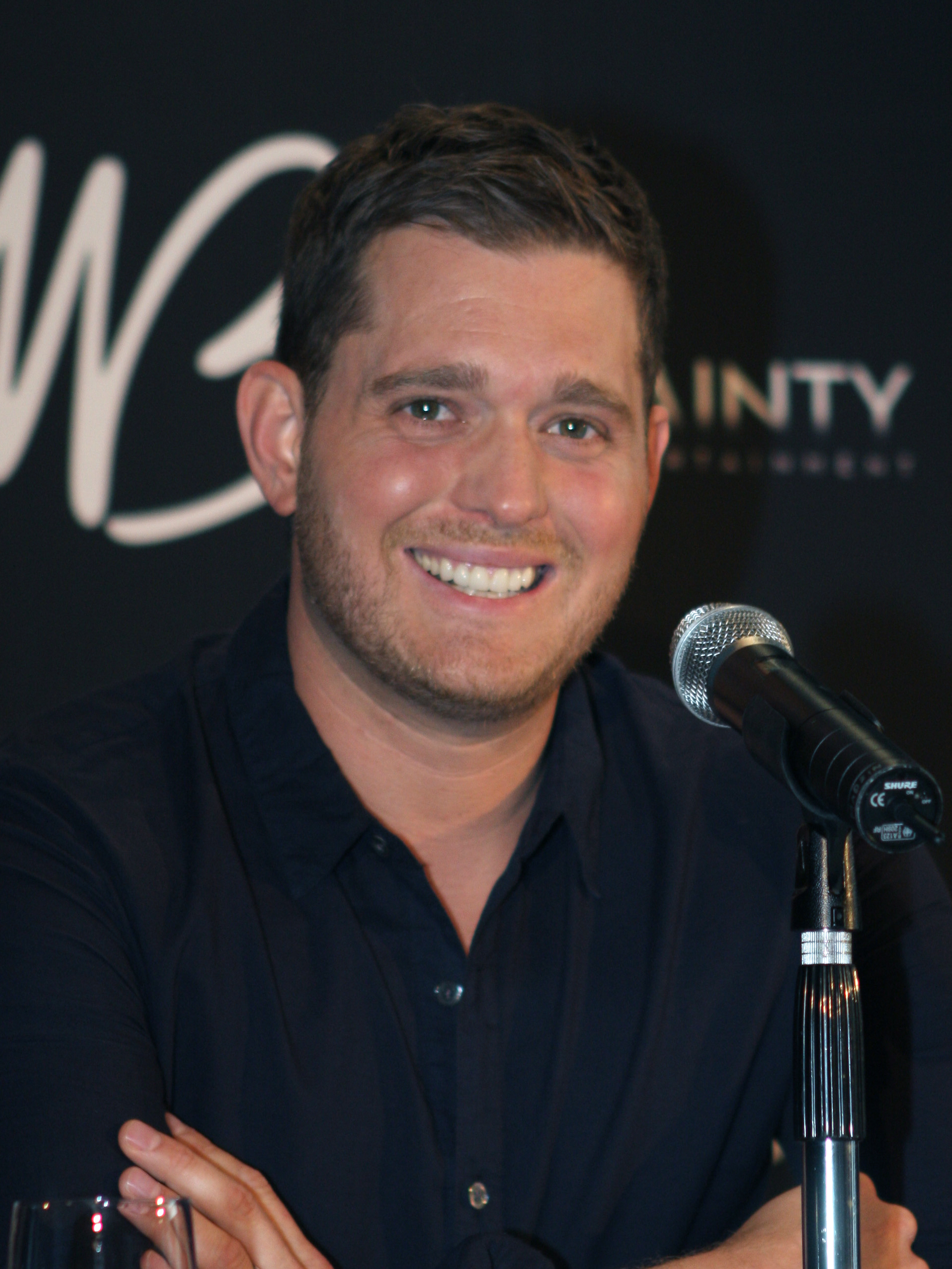6 year old with autism gets a personal video from his favourite singer, Michael Bublé