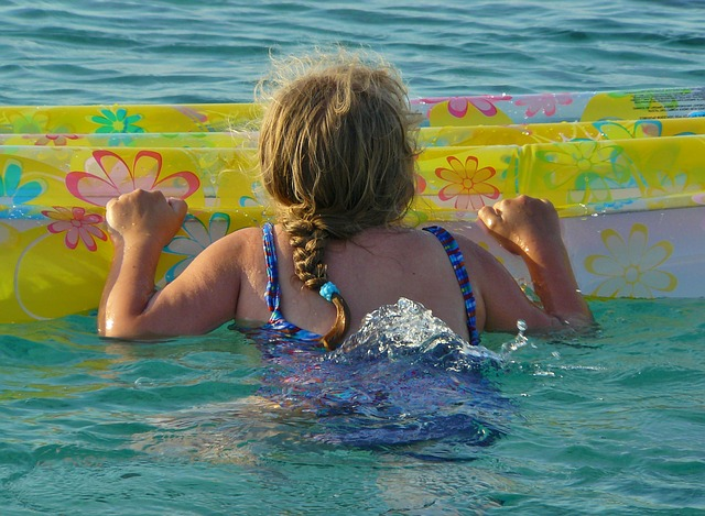Numbers of children wtih autism continues to rise – a new approach to learning to swim is needed
