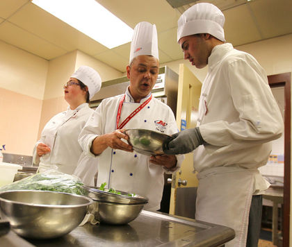 Culinary pilot program at SAIT helps students with autism achieve their dreams