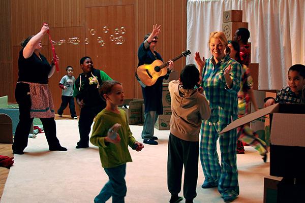 Chicago Children's Theatre's Newest Live Theatre Adventure for Children with Autism