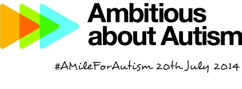 Fundraising by Children with Autism – #A Mile For Autism
