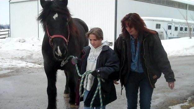 Asperger's Teen Wins 1st Place Horseback Riding at County Fair