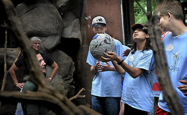 Minnesota Zoo Summer Camp for Teens with Autism