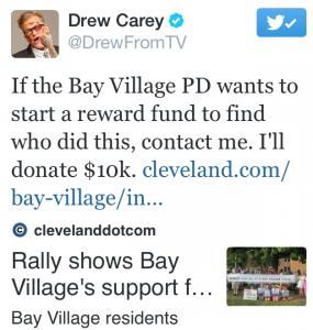 Drew Carey twitter