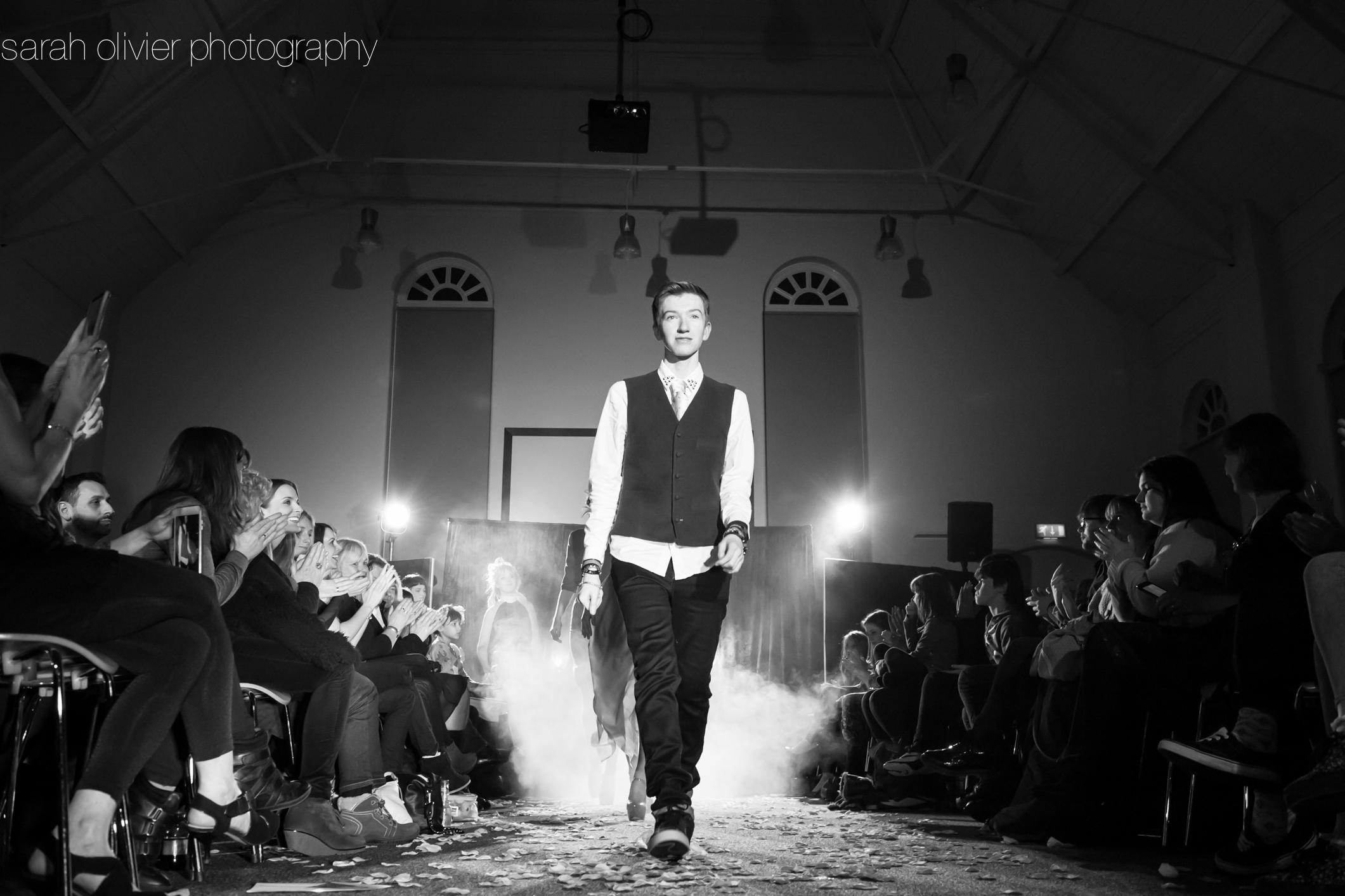 Interview – Isaac Raymond Fashion Designer Part 1