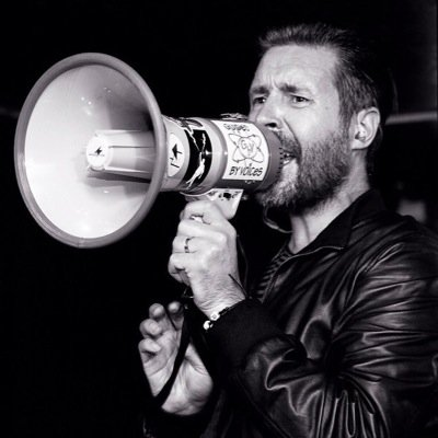 Actor Paddy Considine on Acting and Having Asperger's Syndrome