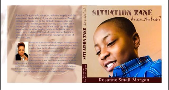 Rosanne Small-Morgan releases new autism book, Situation Zane – Autism who knew?