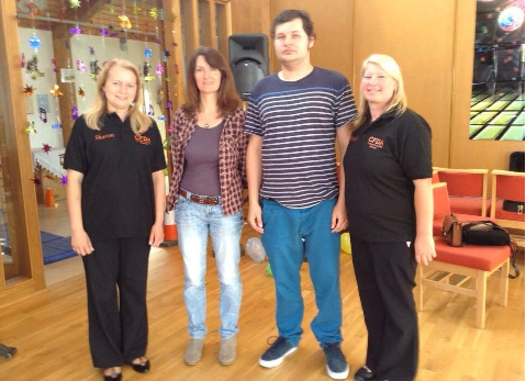 Campaign For Disability Awareness Holds Charity Disco Night