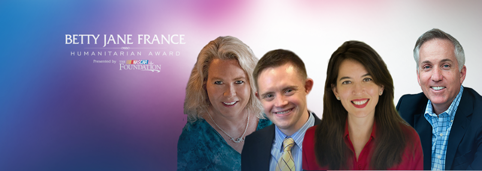 Press Release – Finalists Announced For 4th Annual Betty Jane France Humanitarian Award