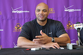 Charles Barkley, former NBA star attends 17th annual Autism Shines Gala