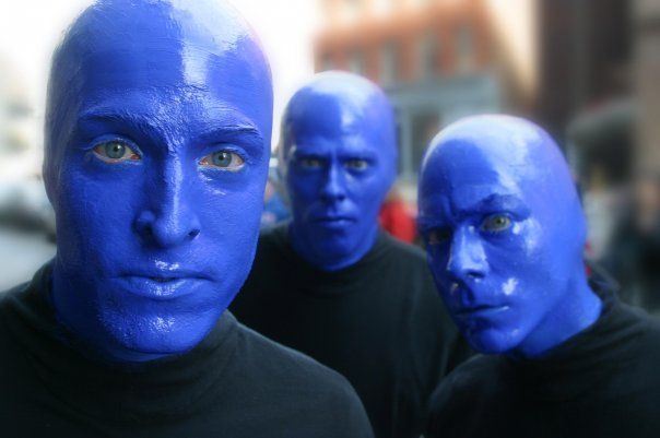 Blue Man Group to hold autism friendly show