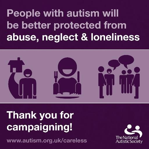 Victory for adults with autism as new care system changes to recognise hidden needs