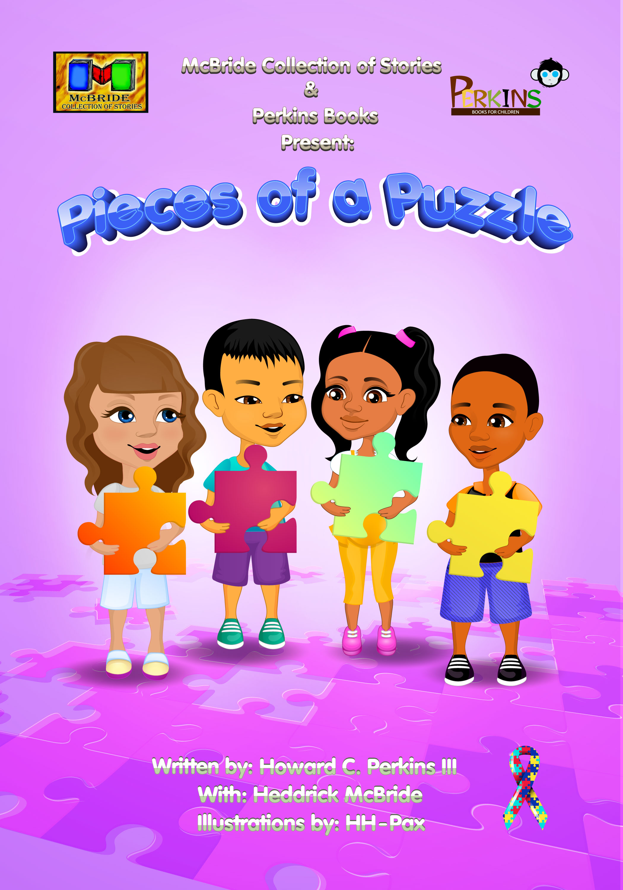 Interview – Howard C. Perkins on autism book, Pieces of a Puzzle
