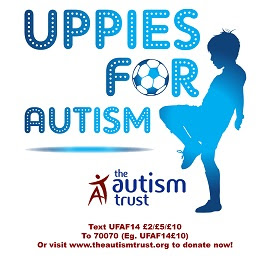 Press Release –  'Uppies for Autism'