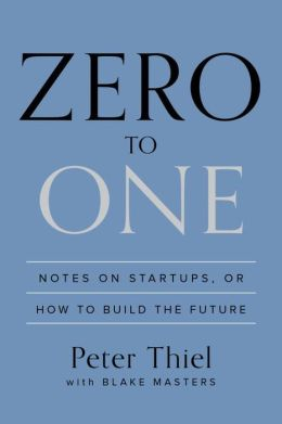 """PayPal Co-founder, Aspergers and Thiel's new book """"Zero to One"""""""
