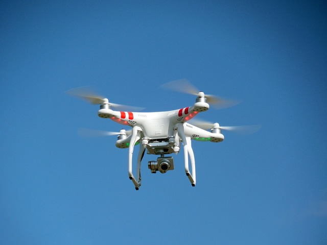 The power of drones in helping children with autism learn social skills