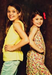 Sarah and Leah