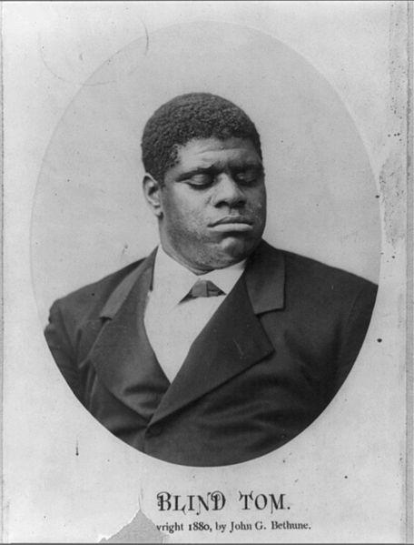 Blind Tom: Civil War Slave and Autistic Savant