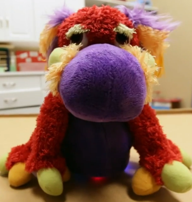 Glus, the socially assistive robot that can help children with developmental delays and autism