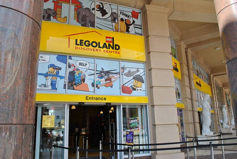Disabled man with autism banned from Trafford Centre Legoland