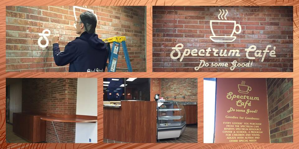 Autism school opens new Spectrum Cafe cafe