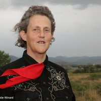 Podcast: Dr. Temple Grandin shares her book The Way I See It