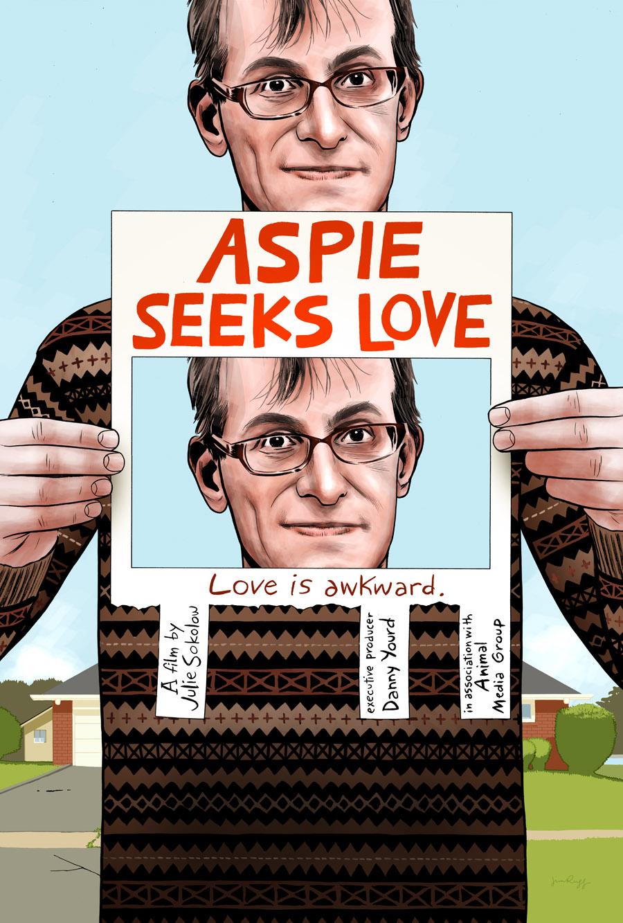 Film Documentary, 'Aspie Seeks Love' documents twenty years of searching for true love