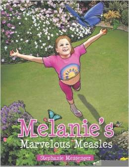 'Melanie's Marvelous Measles' causes widespread outrage