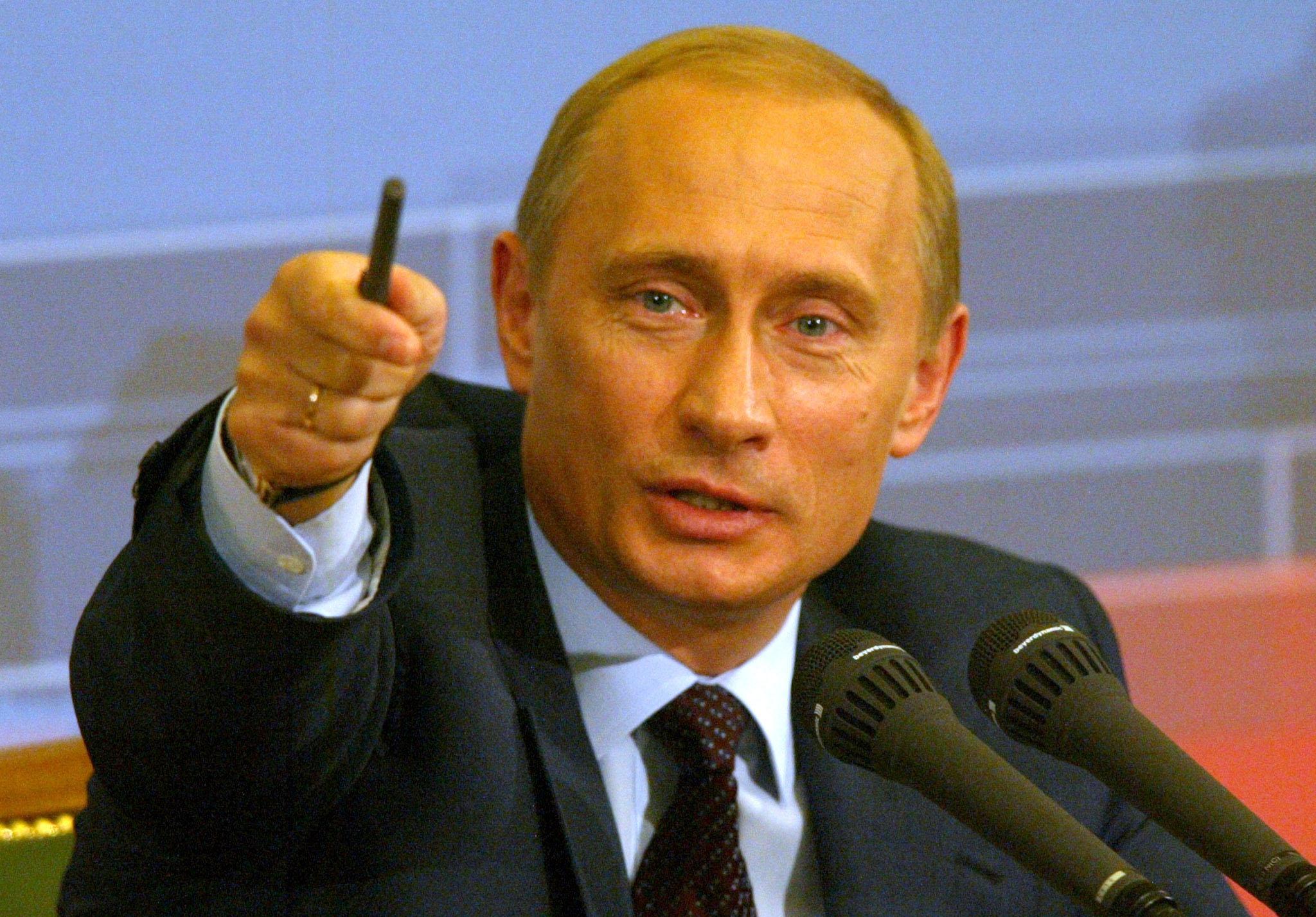 """Russia has an Asperger President"" true or false?"