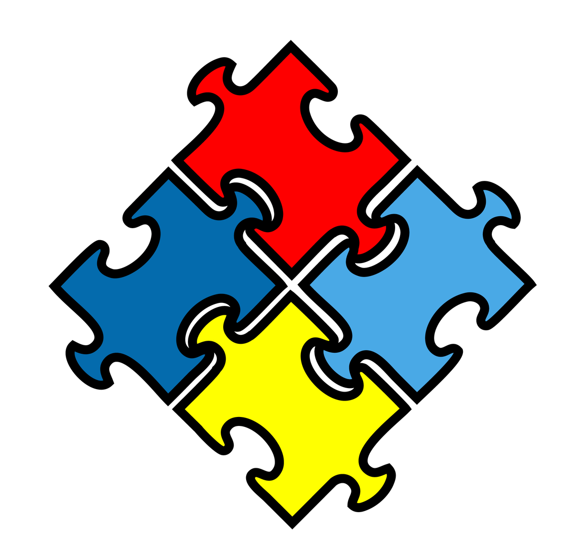 The Autism Puzzle Piece – we do not need a missing puzzle piece, what we need is acceptance