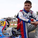 Teen with autism races go-carts for the cause