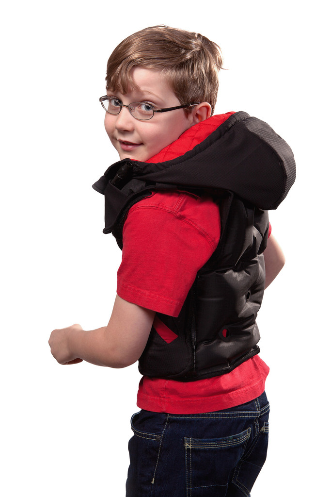 Snug Vest a therapeutic product for individuals with autism, promo code