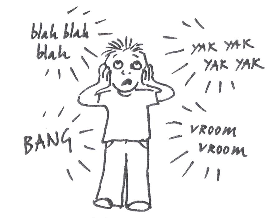 Autism and Hyperacusis – The Torment of Sound