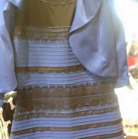 That dress on the internet that went viral – views from an autistic mind
