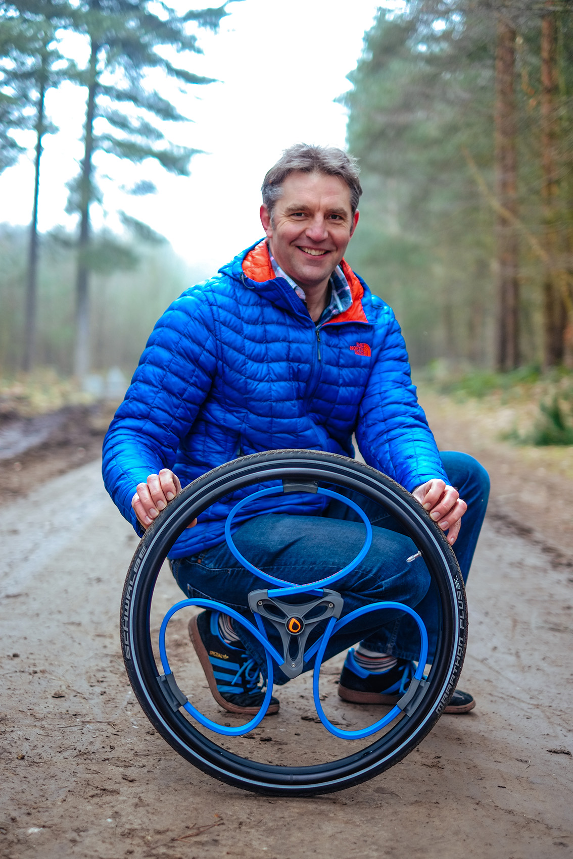 Loopwheels have reinvented the wheel for wheelchair users