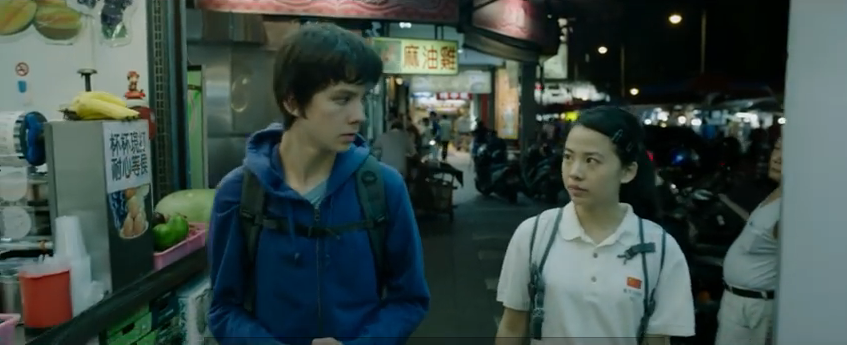 x + y – a real portrayal of autism on film? w/video
