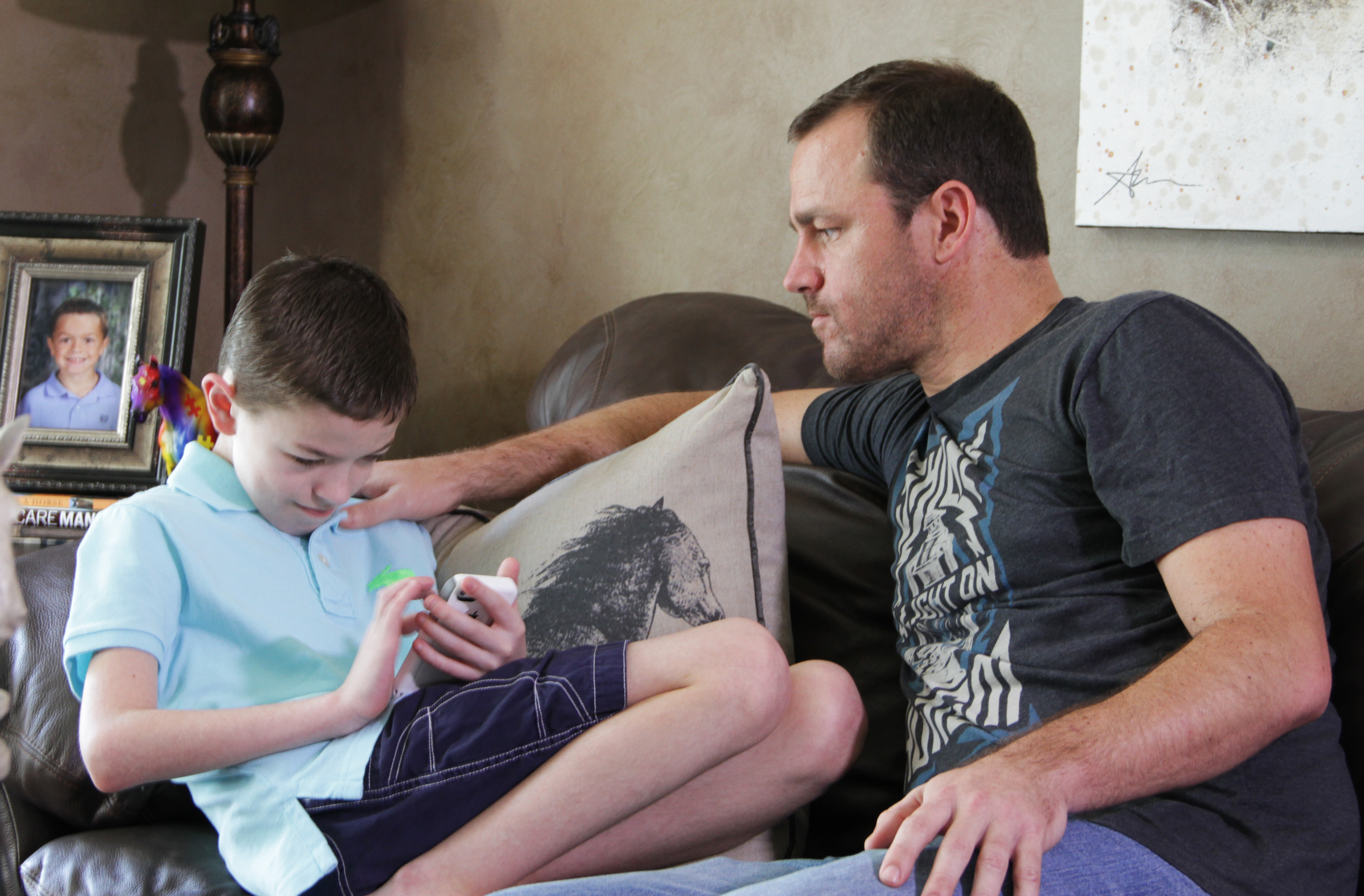 Study Young Kids With Autism Behave Better If Parents Are Trained