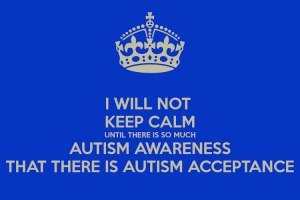 Autism, Actually