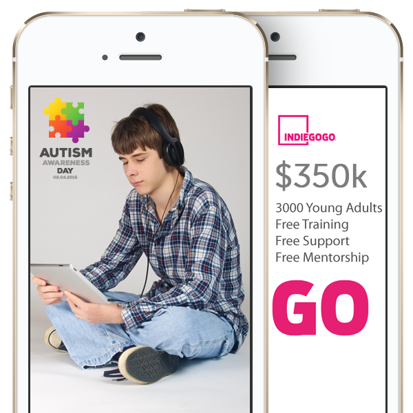 LiveCode launch IndieGoGo campaign to employ individuals with autism