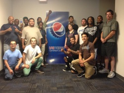 Press Release – Pepsi ACT Team Honored With Pepsico's Global Harvey C. Russell Inclusion Award