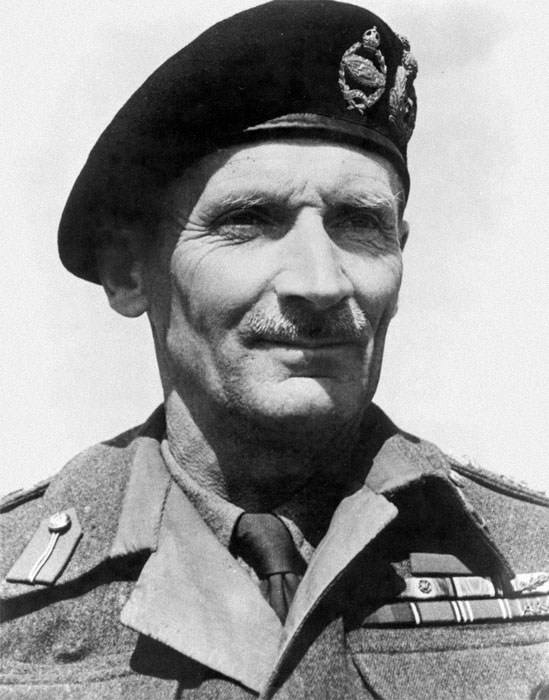 Field Marshal Montgomery may have had Asperger's Syndrome