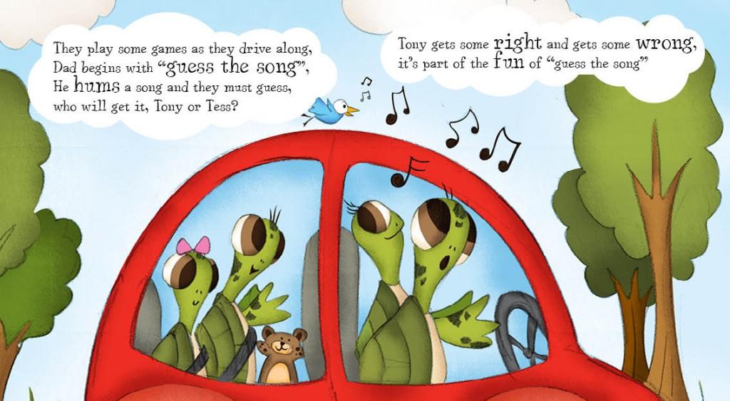dad-singing